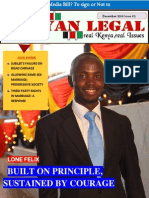 The Kenyan Legal Issue 2