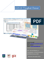 cover arcgis and pemetaan