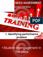 Traning Need Assessment