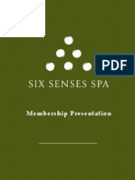 Six Senses Spa at Sharq Village & Spa Exclusive Memberships