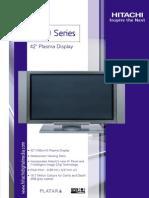 42pd5000_datasheet