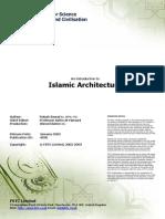 Intro Islamic Architecture