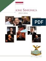 Sinfonica 2013-2014
