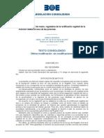 LEY 3-2007, de 15 de marzo, reguladora de la rectificación registral de la mención relativa al sexo de las personas