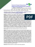 Avaliação e Recomendação de Espécies de Plantas para Cobertura do Solo em Roraima