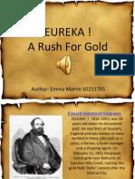Eureka Stockade Web Story