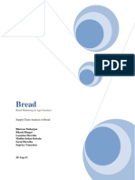 Supply Chain Management of Bread