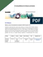 ANSYS Academic Webinars
