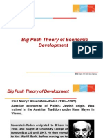 Big Push Theory