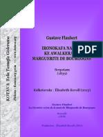 Ironokafa nakila ke awalkera ke Marguerite de Bourgogne (Gustave Flaubert) ~ La Dernière scène de la mort de Marguerite de Bourgogne