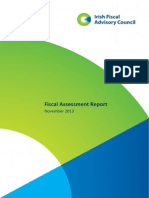 Fiscal Assessment Report