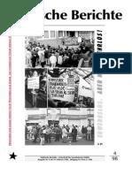 Politische Berichte Nr.4 / 1998