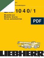 LTM 1040-1