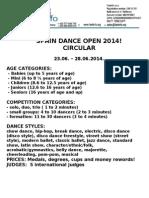SPAIN DANCE OPEN 2014, 5 Nights in Lloret de Mar, Final, With Program, Pgbmmmm English! (2) (2)-3