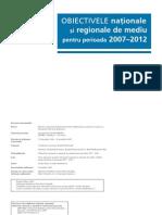 Obiective de Mediu 2007_2012