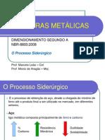 Estruturas Metalicas - Segundo NBR-8800.2008