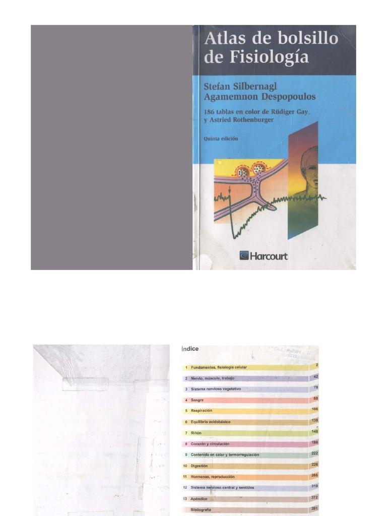 Atlas de Bolsillo de Fisiologia Humana