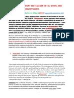 Amalgamation & Key Expressions Involved (Expanded & Updated)