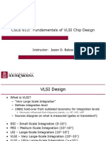 DigitalVLSIdesignTOOLS Intro