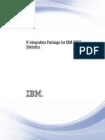 R Integration Package for IBM SPSS Statistics