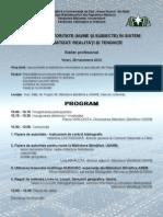 Fişiere de autoritate (nume şi subiecte) în sistem automatizat