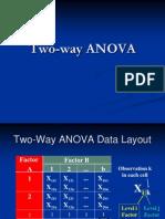 08.Two Way Anova