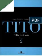 Tito - O Véu de Berenice - Vol. 2 - Jean-François Nahmias