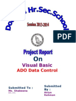 Ado Visual Basic