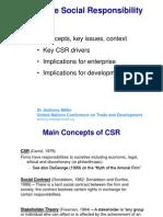 Miller CSR view