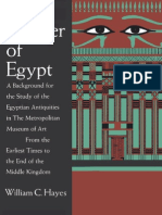 The Scepter of Egypt Vol 1 From the Earliest Times to the End of the Middle Kingdom