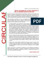 Circular Dictamen Garantias