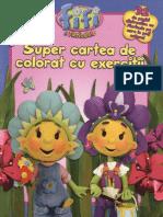 Fifi.si.Floricelele. Carte.de.Colorat