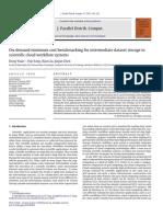 On-demand minimum cost benchmarking for intermediate dataset storage in.pdf