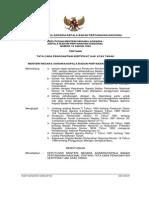 Keputusan Kepala Badan Pertanahan Nasional Nomor 10 Tahun 1993 tentang Tata Cara Pergantian Sertifikat Hak Atas Tanah