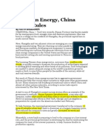 China Clean Energy