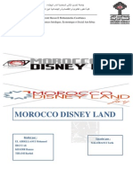 Morocco Disney Land Project El Abdellaoui Mohamed
