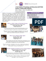 GIFTED Newsletter Dec 2013
