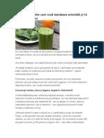 Alimente Anti Hipertensive