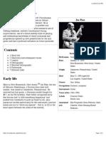 Joe Pass - Wikipedia, The Free Encyclopedia