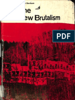 Banham - The New Brutalism Book