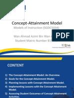 Concept-Attainment Model