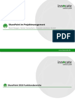 SharePoint im Projektmanagement