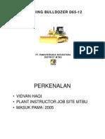 01. Power Train D65P-12