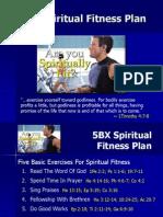 Spiritual Fitness Plan