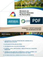 Ejes Politica Petrolera-ecuatoriana