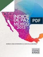 Indice de Paz Mexico 2013.pdf