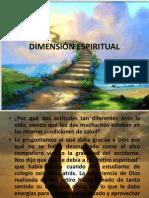 DIMENSIÓN ESPIRITUAL 2