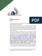 Carta de Presentacion Sistecomjrf