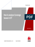 How to Analyze Coverage Issue