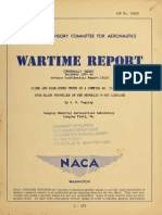NACA ACR L4L07 - Tests of a Curtiss Propeller on P47C